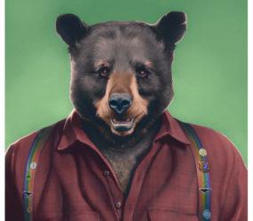 Lumber Bear