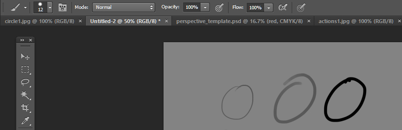6 Photoshop tips and techniques you might not know. Pen Pressure