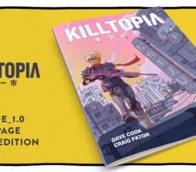 Killtopia Book