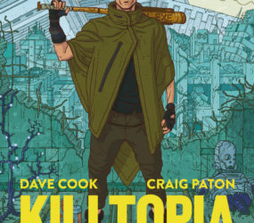 Killtopia Cover