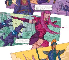 Killtopia page 1