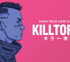 Killtopia Promo two