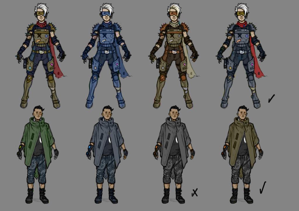 Killtopia Concept Art 9