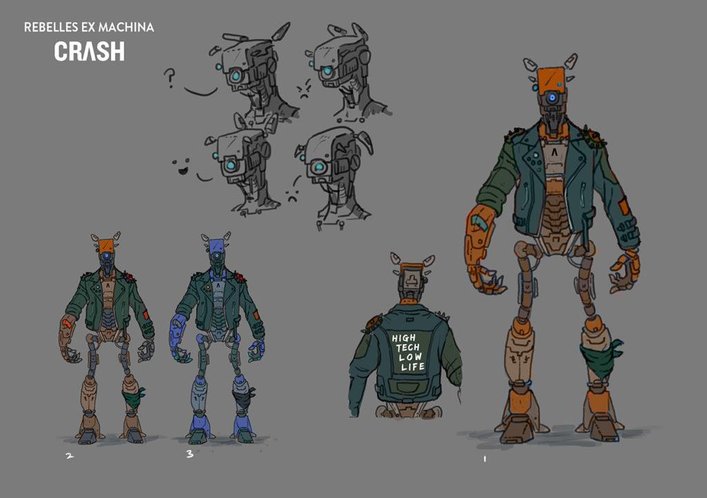 Killtopia Concept Art 8