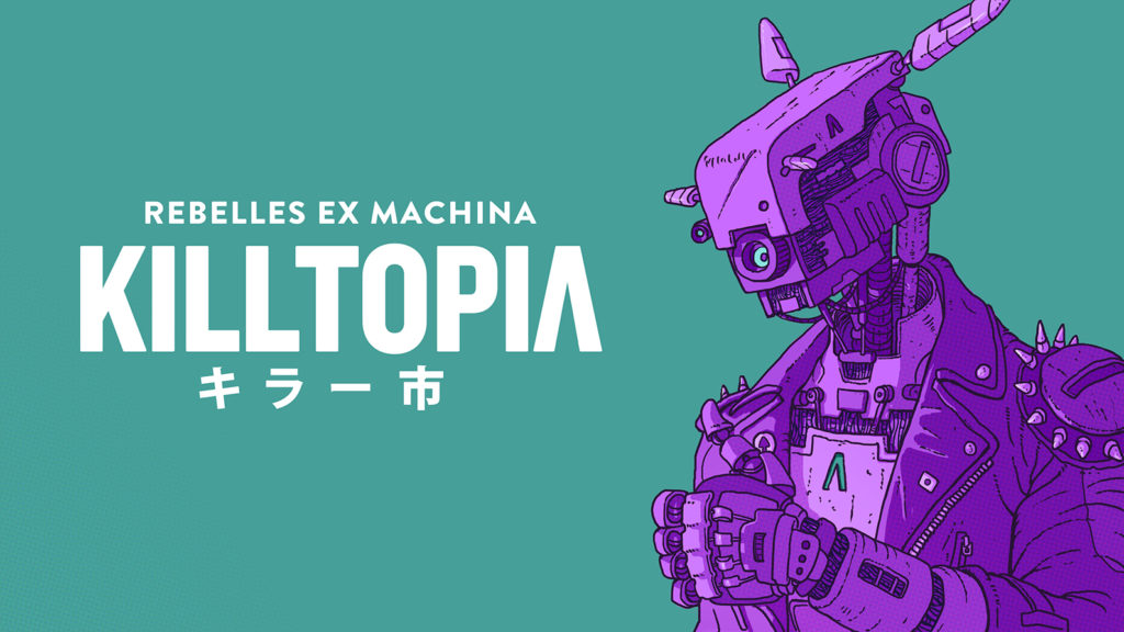 Killtopia Promo three