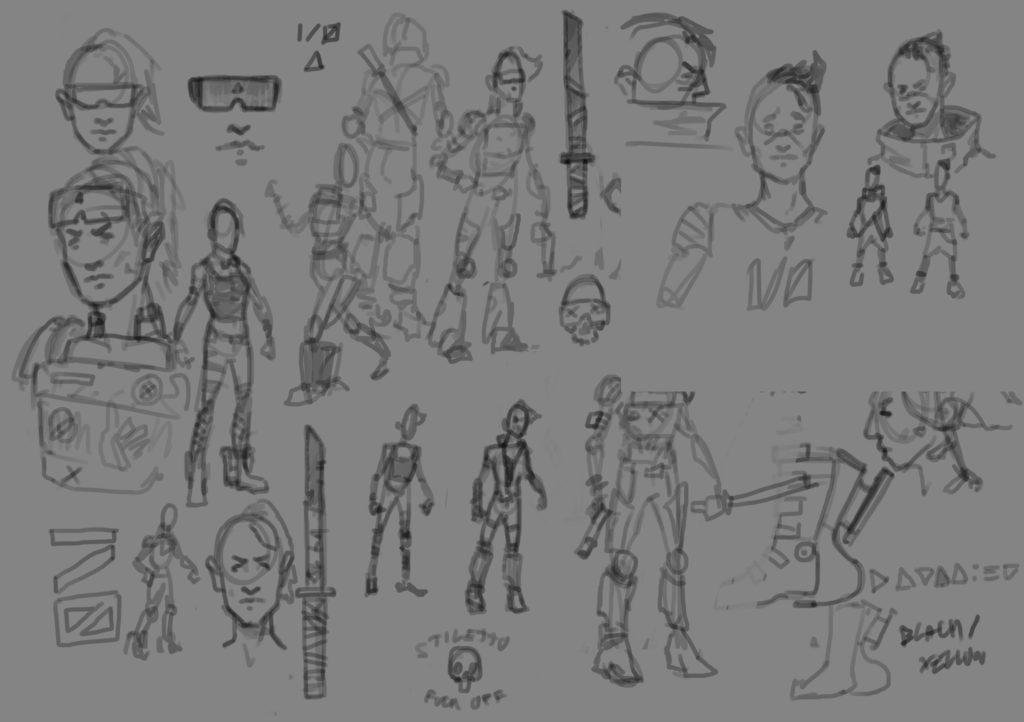 Killtopia Concept Art 3
