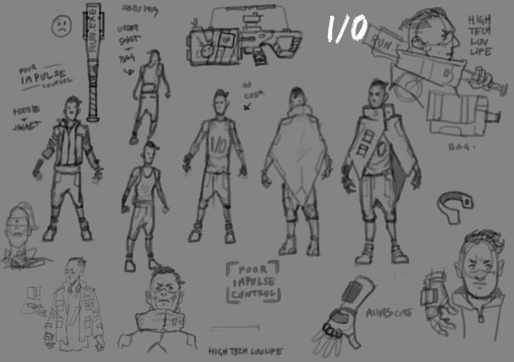 Killtopia Concept Art 2