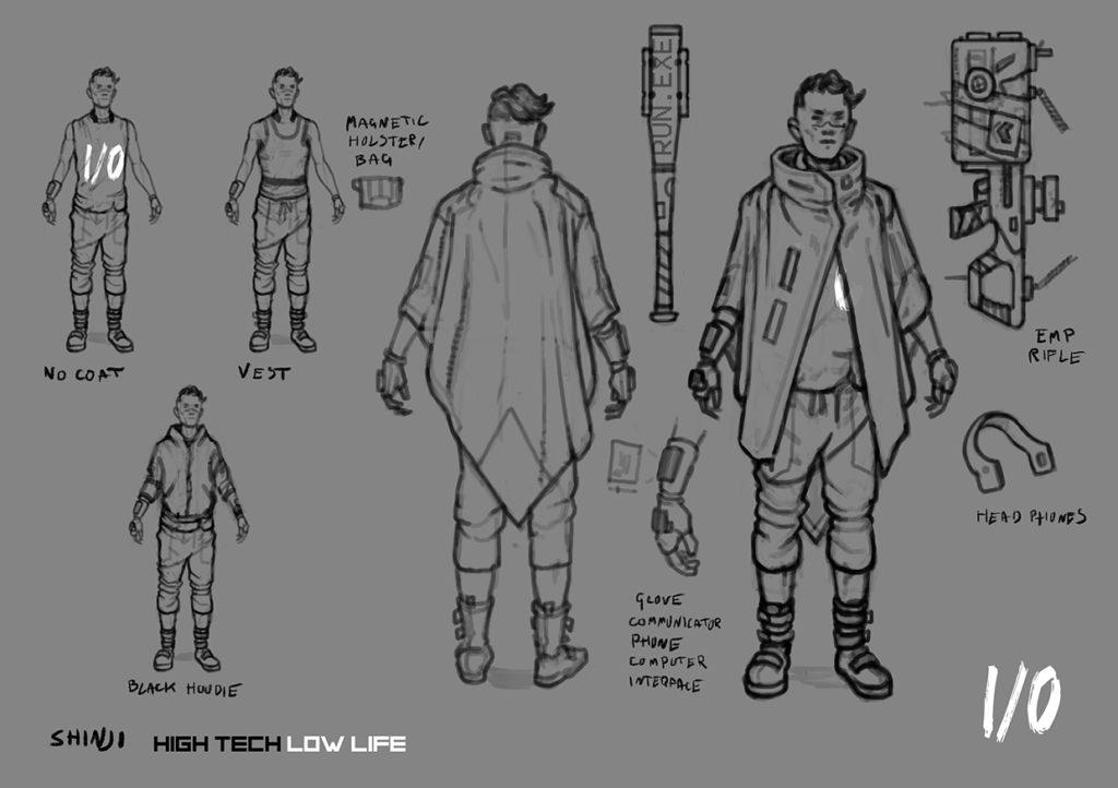 Killtopia Concept Art 4