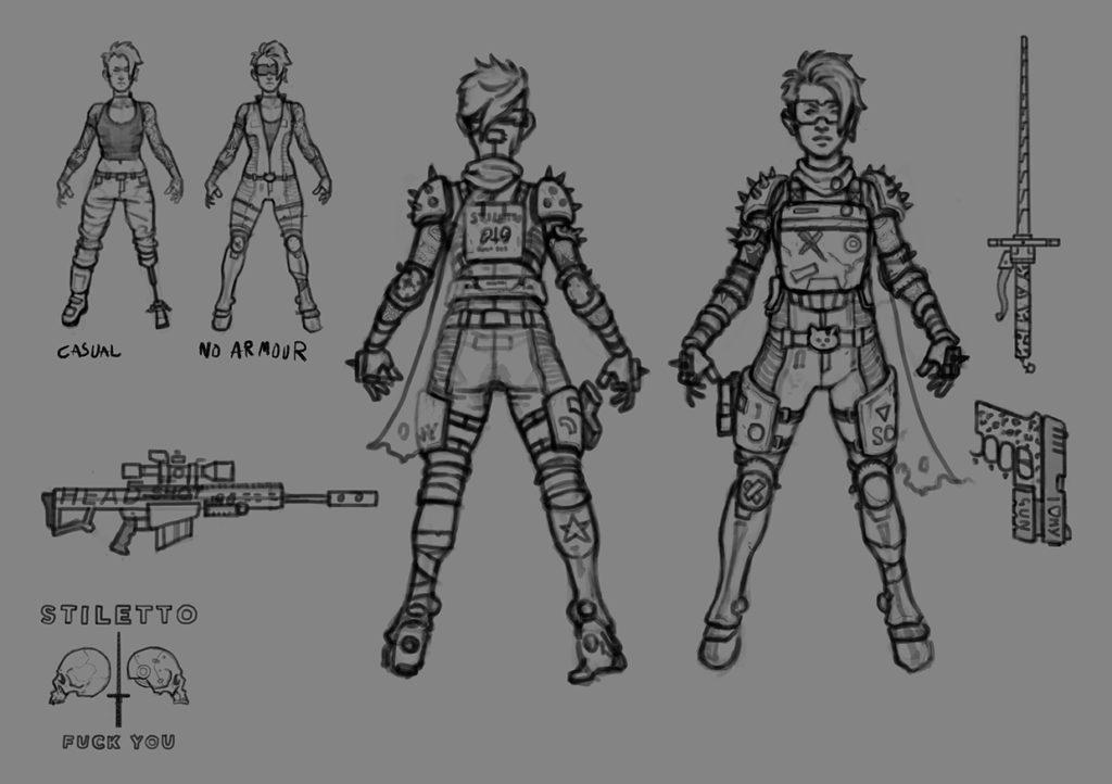 Killtopia Concept Art 6