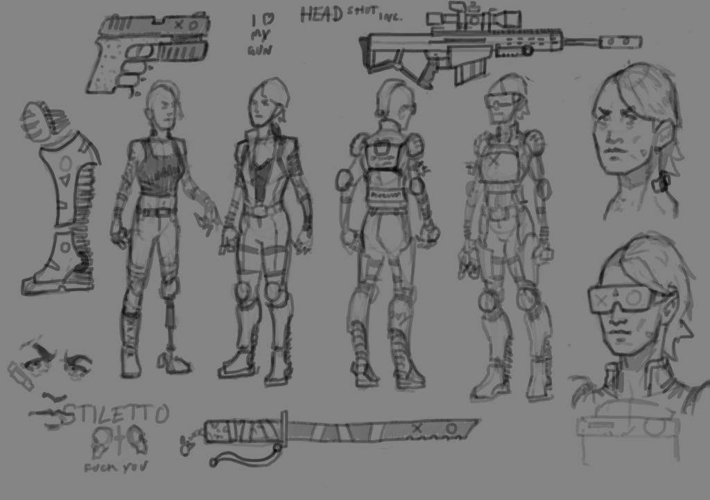 Killtopia Concept Art 5